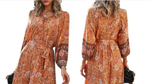 Vestido nueva colección Brie Dress